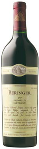 Beringer Private Reserve Cabernet Sauvignon 1997, Napa Valley Bottle