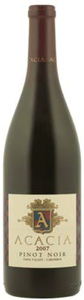 Acacia Pinot Noir 2007, Carneros, Napa Valley Bottle