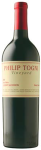 Philip Togni Cabernet Sauvignon 2008, Spring Mountain District, Napa Valley Bottle