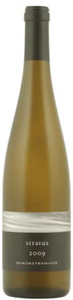 Stratus Gewurztraminer 2009, VQA Niagara On The Lake Bottle