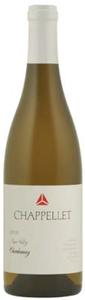 Chappellet Chardonnay 2009, Napa Valley Bottle