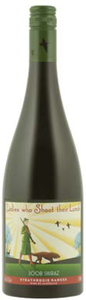 Ladies Who Shoot Their Lunch Shiraz 2008, Strathbogie Ranges, Victoria Bottle