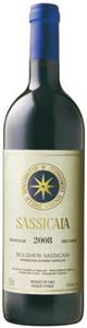 Sassicaia 2008, Doc Bolgheri Sassicaia Bottle