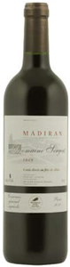 Domaine Sergent Oak Aged Madiran 2008, Ac Bottle
