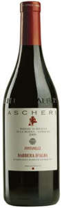 Ascheri Fontanelle Barbera D'alba 2009, Doc Bottle