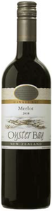 Oyster Bay Merlot 2009, Hawkes Bay, North Island Bottle