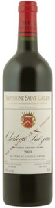 Château Faizeau Vieilles Vignes 2009, Ac Montagne Saint émilion Bottle