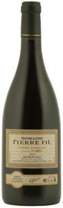 Domaine Pierre Fil Cuvée Elisyces Minervois 2007, Ac Bottle