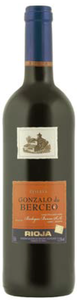 Luis Gurpegui Muga Gonzalo De Berceo Reserva 2005, Doca Rioja Bottle