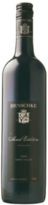 Henschke Mount Edelstone Shiraz 2005, Eden Valley Bottle