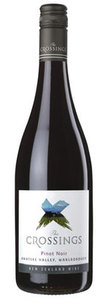 The Crossings Pinot Noir 2009, Awatere, Marlborough, South Island Bottle