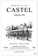 Domaine Du Castel Grand Vin 2000 Bottle
