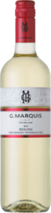 G. Marquis The Red Line Riesling 2010 Bottle