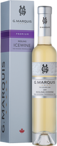 G. Marquis The Silver Line Riesling Icewine 2009, Niagara Peninsula (200ml) Bottle