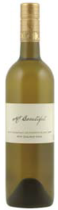 Mt Beautiful Sauvignon Blanc 2009, Cheviot Hills, North Canterbury, South Island Bottle