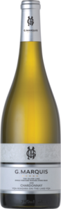G. Marquis The Silver Line Chardonnay 2008, Single Vineyard Niagara Stone Road, VQA Niagara On The Lake Bottle