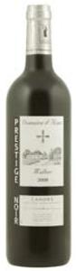 Domaine D'homs Prestige Noir Cahors 2008, Ac Bottle