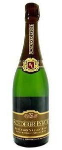 Roederer Estate Brut Sparkling, Anderson Valley, Mendocino, California, Usa Bottle