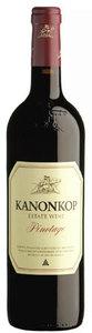 Kanonkop Pinotage 2008, Wo Simonsberg Stellenbosch Bottle