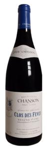 Domaine Chanson Beaune Teurons 1er Cru 2008, Ac Bottle