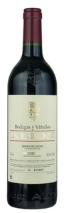 Bodegas Y Viñedos Alion 2007 Bottle
