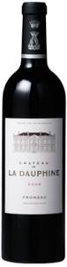 Château La Dauphine 2008, Ac Fronsac Bottle