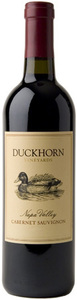 Duckhorn Cabernet Sauvignon 2008, Napa Valley Bottle