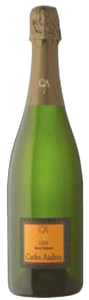 Carles Andreu Brut Nature Cava, Do Conca De Barbara Bottle