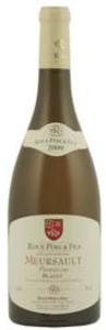 Domaine Roux Père & Fils Meursault Blagny 1er Cru 2009, Ac Bottle