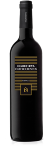 Inurrieta Cuatrocientos 2007, Do Navarra Bottle