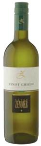 Peter Zemmer Pinot Grigio 2010, Doc Alto Adige Bottle