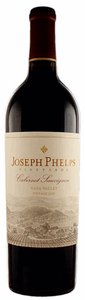 Joseph Phelps Cabernet Sauvignon 2008, Napa Valley Bottle