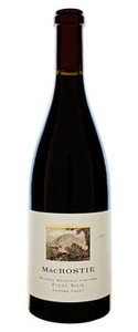 Macrostie Wildcat Mountain Vineyard Pinot Noir 2006, Sonoma Coast Bottle