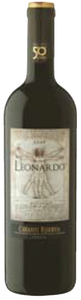 Leonardo Chianti Riserva 2007, Docg Bottle