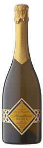 Champagne Guy Charlemagne Mesnillésimé 2004, Champagne, France Bottle