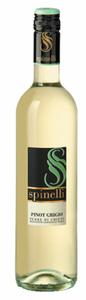 Spinelli Pinot Grigio 2010, Terre Di Chieti, Abruzzo Bottle