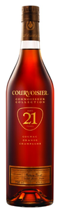 Courvoisier 21 Year Old Cognac Bottle