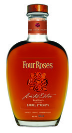 Four Roses Small Batch Bourbon Bottle