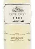 Anselmi Capitel Croce 2009, Igt Veneto Bottle