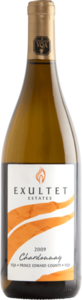 Exultet Chardonnay 2012 Bottle