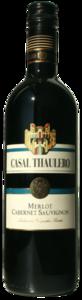 Casal Thaulero Merlot/Cabernet Sauvignon 2010, Terre Di Chieti, Abruzzo Bottle