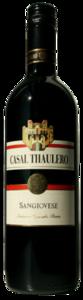 Casal Thaulero Sangiovese 2010, Terre Di Chieti, Abruzzo Bottle