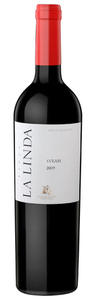 Finca La Linda Syrah 2009 Bottle
