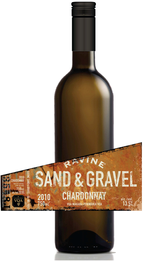 Ravine Vineyards Sand & Gravel Chardonnay 2010, Niagara Peninsula Bottle