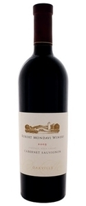 Robert Mondavi Cabernet Sauvignon 2008, Napa Valley, California Bottle