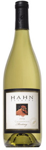 Hahn Winery Chardonnay 2008, Santa Lucia Highlands Bottle