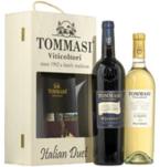Tommasi Ripasso Valpolicello 2009 & Pinot Grigio Gift Pack 2010 Bottle
