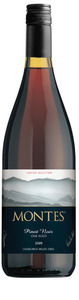 Montes Limited Selection Pinot Noir 2009, Do Casablanca Valley Bottle