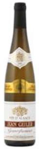 Jean Geiler Letzenberg Lieu Dit Gewurztraminer 2009, Ac Alsace Bottle