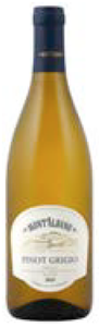 Mont'albano Pinot Grigio 2010, Doc Friuli, Grave Bottle